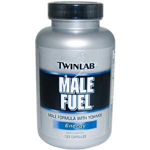 Image 0 of Male Fuel 120 Cap 1 By Twinlab