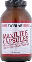 Image 0 of Maxlf Caps 200 Cap 1 By Twinlab