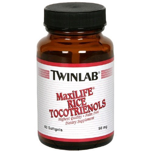 Image 0 of Maxlf Rice Tocotrienol 60 Sgel 1 By Twinlab