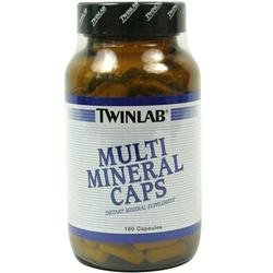 Image 0 of Multi Mineral Yeast Free 180 Cap 1 By Twinlab