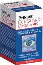 Image 0 of Ocuguard Omega 60 Sgel 1 By Twinlab