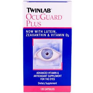 Image 0 of Ocuguard Plus 120 Cap 1 By Twinlab