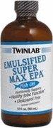 Image 0 of Omega-3 Emulsifd Liq Mint 12 oz 1 By Twinlab