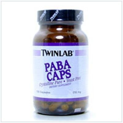 Image 0 of Paba 500mg 100 Cap 1 By Twinlab