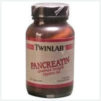 Image 0 of Pancreatin 50 Cap 1 By Twinlab