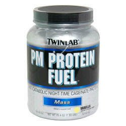 Image 0 of Pm Protein Fuel Vanilla 25.4 oz 1 By Twinlab