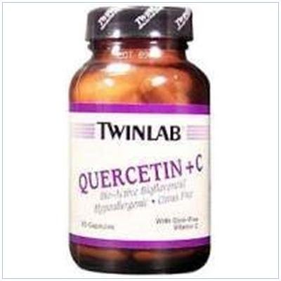Image 0 of Quercetin + C 50 Cap 1 By Twinlab