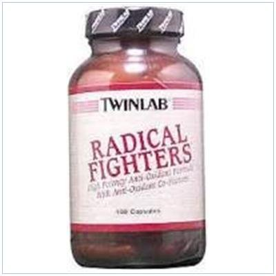 Image 0 of Radical Fighters 100 Cap 1 By Twinlab