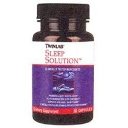 Image 0 of Sleep Solution 30 Cap 1 By Twinlab