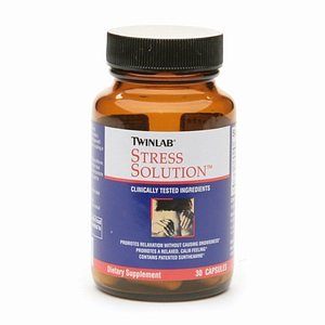 Image 0 of Stress Solution 30 Cap 1 By Twinlab