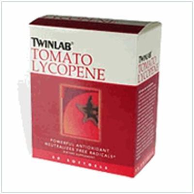 Image 0 of Tomato Lycopene 60 Sgel 1 By Twinlab