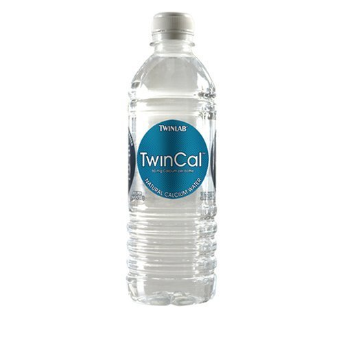 Image 0 of Twincal Calcium Water 16.9 oz 12 By Twinlab