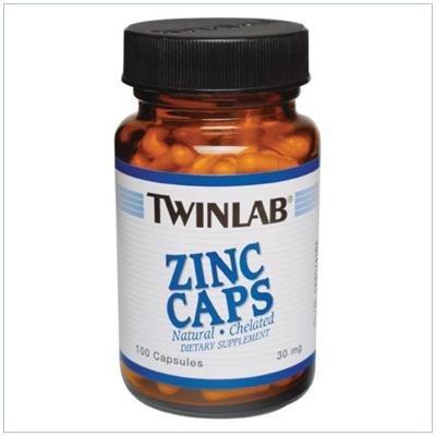 Image 0 of Zinc 30mg 100 Cap 1 By Twinlab