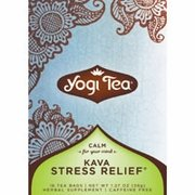 Tea Kava Stress Relief 16 Bag 1 By Yogi Tea Co.