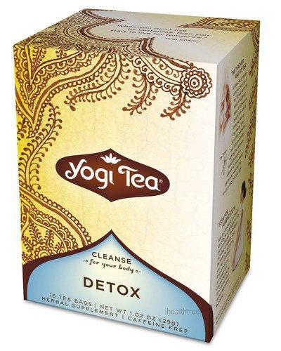 Yogi detox tea laxative