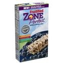 Fruitified Bar Blueberry 1.76 oz 12 By Zone