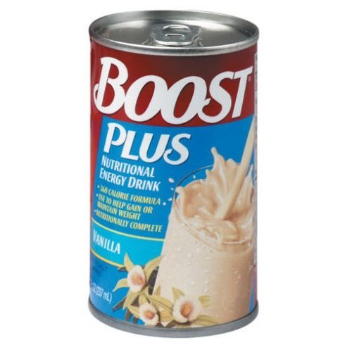 Mead Johnson Boost Chocolate 8 oz Can 24 In Each : Case One: Case