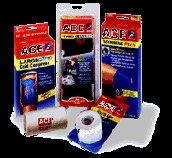 Ace Rubber Elastic Bandage 3 X 5 Yd 10 In Each : Box One: Box