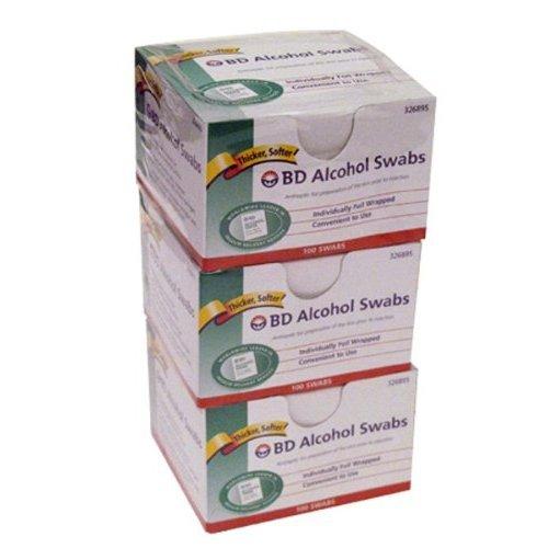 Alcohol Swab Regular 12 In Each : Case One: Case