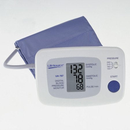 Image 0 of Blood Pressure Digital Wrist Monitor Kit By A & D Medical Products
