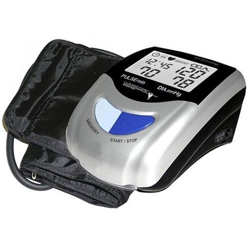 Image 0 of Blood Pressure Monitor Automatic Quick Read 1Each Mfg. By Lumiscope-Div of Graha