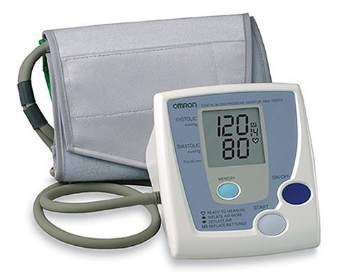Image 0 of Blood Pressure Monitor Atinf Large Cuff 1 Each Mfg. By Omron Healthcare