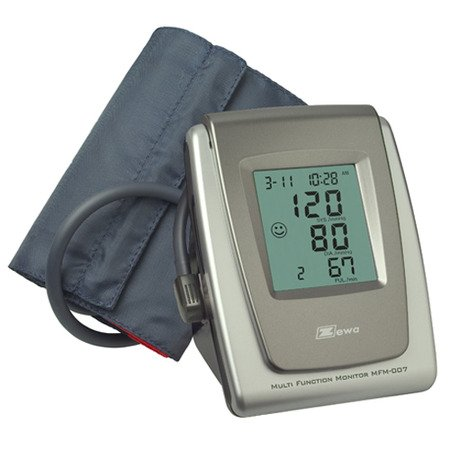 Image 0 of Blood Pressure Monitor Tbl Mfm-007 Mfg. By Zewa Inc