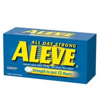 Aleve All Day Strong Caplets 100