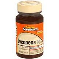 Lycopene 10mg Dietary Supplement Softgels 60 Each