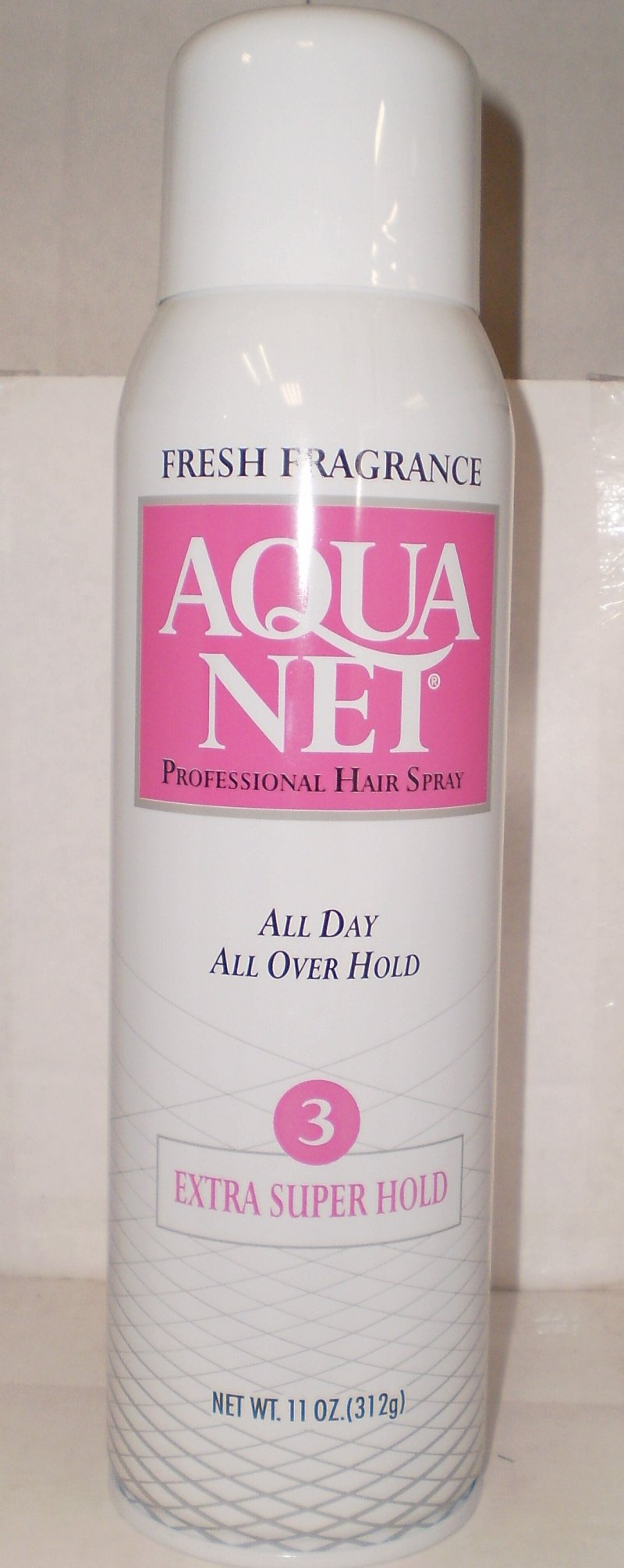Aqua Net Aerosol Extra Super Hold Scented 11 Oz Hair Spray