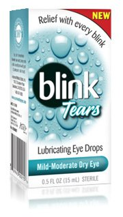 Blinks Tears Dry Eye Drop 15 Ml