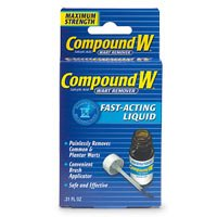 Compound W 17% Liquid 0.31 Oz