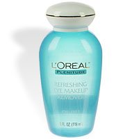 Image 0 of Loreal Eye Make Up Remover Liquid 4 Oz