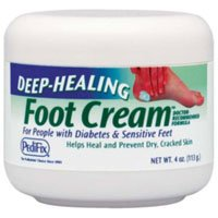 Image 0 of Pedifix Special Order Deep Healing Foot Cream 4 oz