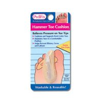 Image 0 of Pedifix Special Order Hammer Toe Cushion Small Right