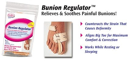Image 0 of Pedifix Special Order Nighttime Bunion Regulator Small Left