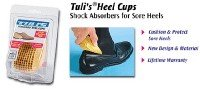 Image 0 of Pedifix Special Order Tuli's Heel Cups Large