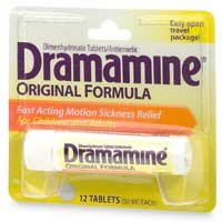 Dramamine 50 Mg Tablet 12 Ct