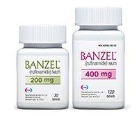 Banzel 400 Mg Tabs 120 Each By Eisai Inc.