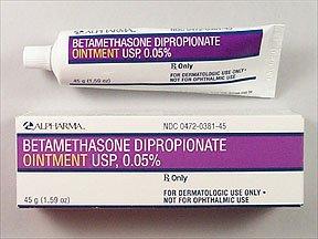 Betamethasone Dip Augmented 0.05% Cream 15 Gm By Perrigo Pharma