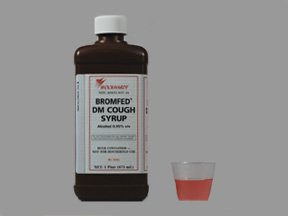 Bromfed DM 10 30 2mg 5ml Syrup 473 Ml By Morton Grove.