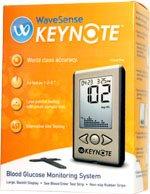 Image 0 of Agamatrix Keynote Blood Glucose Monitoring 1Kit Box