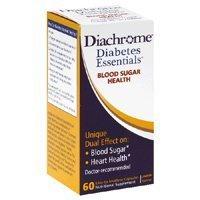 Diachrome Diabetes Essentials Blood Sugar Health Capsules 60 Each