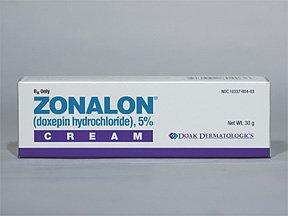 Zonalon 5% Cream 30 Gm. By Pharmaderm Branded