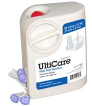 Image 0 of Ulticare Pen Needle 6Mm 31G 50 Ct