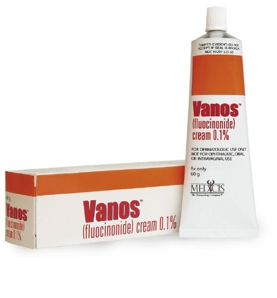 Vanos 10% Cream 1X30 Gm Mfg. By Valeant Pharma