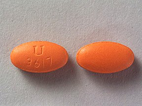 Image 0 of Vantin 200 mg Tablets 1X20 Mfg. By Pfizer USA