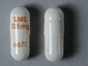 Videx Ec 125 Mg SA Caps 30 By Bristol Myers