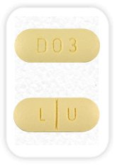 Image 0 of Sertraline Hcl 100 mg Tablets 1X90 Mfg. By Lupin Pharmaceuticals Inc (Ncb)