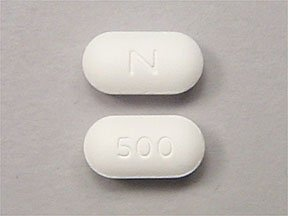 Naprelan 500 mg Tablets 1X75 Mfg. By Almatica Pharma Inc